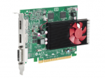 AMD R9 350 (Barfish) full height PCIe x16 (FH) graphics card - With 2GB DDR5 memory