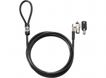Keyed cable lock - 10mm