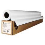 Litho-Realistic Paper Matte 13 Mil 36 inch X 100 Ft White Roll