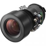Short-throw zoom lens - 13.3 mm - 18.6 mm - f/2.0-2.43 - for NEC NP-PA653 PA653U-41 PA803 PA803U-41 PA853 PA853W-41 PA903 PA903X-41