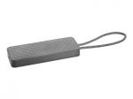 USB-C mini Dock - Docking station - USB-C - VGA HDMI - GigE - US - for Elite x2 EliteBook 735 G6 745 G6 EliteBook x360 ProBook 455r G6 640 G5 650 G5