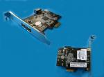 PCIe IEEE 1394b Firewire interface card