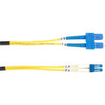 Box Single-Mode Value Line Patch Cable SC-LC 1-m (3.2-ft.) - Fiber Optic for Network Device - 3.28 ft - 2 x SC Male Network - 2 x LC Male Network - Yellow
