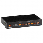 Box Industrial-Grade USB Hub 7-Port - USB - External - 7 USB Port(s) - 7 USB 2.0 Port(s)