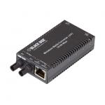 MEDIA CONVERTER 10BASE-T/100BAS E-TX ETHERNET MM 1300NM 2KM ST