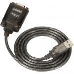 Box USB Cable - USB - 3.67 ft - 1 x DB-9 Male Serial - 1 x Type A Male USB