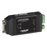 Box Universal RS-232 to RS-422/485 Converter - 1 x DB-9 RS-232  1 x Terminal Block - External