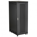 Box Select Plus Split Rear Door Cabinet with Mesh Front 42U 30 inch W x 42 inch D - 42U Wide for Server