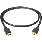 Premium High-Speed HDMI Cable with Ethernet Male/Male 3-m (9.8-ft.) - HDMI for Audio/Video Device Blu-ray Player TV DVD Notebook Satellite Receiver Gaming Console - 9.80 ft - 1 x HDMI (Type A) Male Audio/Video - 1 x HDMI (Type A) Male Audio/Video
