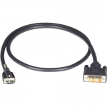 LOCKING HDMI-TO-DVI CABLE - 3M (9.8FT.)