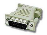 MAC DB15M TO SVGA HD15F 640 x 480 ADPTR