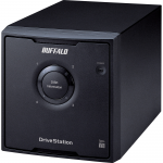 DriveStation Quad DAS Array - 4 x HDD Supported - 4 x HDD Installed - 24 TB Installed HDD Capacity - Serial ATA/300 Controller - 4 x Total Bays - Serial ATA/300 - USB 3.0 - JBOD 0 5 10 1 RAID Levels External
