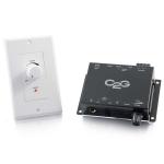 Compact Amplifier with External Volume Control - Amplifier - 30 Watt (total)