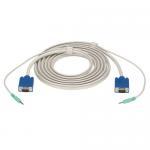 Box Premium Audio/Video Cable - 3ft - Gray