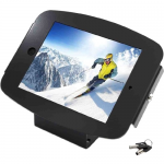 IPAD SPACE ENCLOSURE BLACK (NO CARD READER SUPPORT  VESA MOUNT COMPATIBLE )