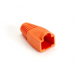 50-PACK ORANGE SNAGLESS CABLE B OOT