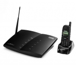DURAFON PRO - CORDLESS PHONE with CALL WAITING CALLER ID - CORDLESS PHONE SYSTEM -