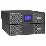 9PX - UPS - AC 200/208/220/230/240 V - 10 kW - 11000 VA - Ethernet 10/100 RS-232 USB - PFC - 6U - 19 inch - black silver - with 11 kVA Extended Battery Module and 11 kVA HotSwap Maintenance Bypass