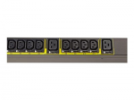 ePDU MA - Power distribution unit ( rack-mountable ) - AC 100-240 V - 3.84 kW - Ethernet 10/100 RS-232 - input: IEC 60320 C20 - output connectors: 24 - 36U