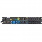ePDU MA - Power distribution unit (rack-mountable) - AC 200-240 V - 5.76 kW - 1-phase - Ethernet 10/100, RS-232 - input: NEMA L6-30 - output connectors: 16 - 2U - 10 ft