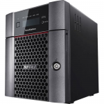 TeraStation 5410DN - NAS server - 4 bays - 16 TB - SATA 6Gb/s - HDD 4 TB x 4 - RAID 0 1 5 6 10 - RAM 4 GB - 10 Gigabit Ethernet
