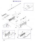 LaserJet 5200 M5025 M5035 Tray 1 Separation Pad (Same as RM1-2462)