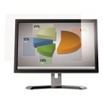 Anti-Glare Filter for 23.6 inch Widescreen Monitor - Display anti-glare filter - 23.6 inch wide - clear