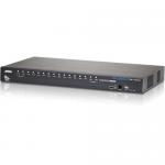 16-Port USB HDMI KVM Switch - 16 Computer(s) - 1 Local User(s) - 1920 x 1200 - 19 x USB - 17 x HDMI