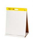 TABLETOP EASEL PAD WHITE 20 IN X 23 IN