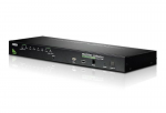 8-Port PS/2 USB KVM Switch - 8 x 1 - 8 x SPHD-15 Keyboard/Mouse/Video - 1U - Rack-mountable