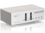 2-Port Video Matrix Switch - 2 x HD-15 Video In 2 x HD-15 Video Out 2 x Audio Line In 2 x Audio Line Out - 1600 x 1200 60Hz 800 x 600 640 x 480