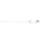 Box CAT6 Value Line Patch Cable Stranded White 4-ft. (1.2-m) - Category 6 for Network Device - 4 ft - 1 x RJ-45 Male Network - 1 x RJ-45 Male Network - White