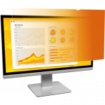 Gold Privacy Filter for 23.6 inch Widescreen Monitor - Display privacy filter - 23.6 inch wide - gold