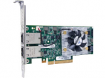 QLogic QLE3242-RJ-CK Comparable PCIe NIC - Network adapter - PCIe x8 - 10Gb Ethernet x 2
