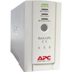 Back-UPS CS 650VA 230V For International Use - 650VA/400W - 11.4 Minute Full Load - 3 x IEC 320-C13 - Battery/Surge-protected 2 x - Battery/Surge-protected 1 x IEC 320-C13 - Surge-protected