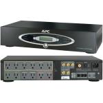 AV H Type Power Conditioner H15 - Line conditioner - AC 120 V - 1500 VA - output connectors: 12 - black - for P/N: AR3103SP AR3106SP SMX2000LVUS SMX3000HVTUS SMX3000LVUS SRT1000RMXLI