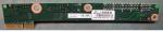 PCIe riser board x8 low profile (LP)