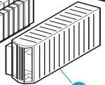 Magazine - Super Digital Linear Tape (SDLT) universal right