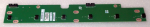 Fan backplane board - Hot plug - For use with DL380e and StoreEasy 1630