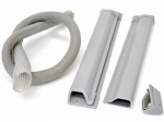 Cable Management Kit - Cable installation kit - for P/N: 45-353-026 45-354-026 80-105-064
