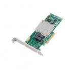12Gb/s 8Port RAID PCIE SAS/SATA LP/MD2 Adapters Retail