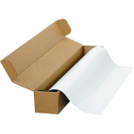 Post-it Super Sticky - Dry erase surface - 300 in x 47.99 in - non-magnetic - white