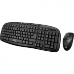 2.4GHZ WIRELESS EASYTOUCH DESKTOP MULTIMEDIA KEYBOARD AND MOUSE COMBO.