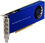 Radeon Pro WX4100 - Graphics card - Radeon Pro WX 4100 - 4 GB GDDR5 - PCIe 3.0 x16 - 4 x Mini DisplayPort