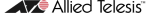 CentreCOM AT-FS710/16 - Switch - unmanaged - 16 x 10/100 - desktop, rack-mountable