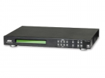 THE SUPPORTS 4K@60HZ HDMI 2.0 AND HDCP 2.2 AND FEATURES SEAMLESS SWITCH