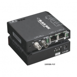 Box Extreme Media Converter Switch - 2 x RJ-45  1 x ST Duplex - 10/100Base-TX 100Base-X - External Rack-mountable