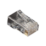 25-PACK CAT5E UNSHIELDED MODULA R PLUG
