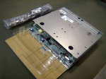 2-bay Large Form Factor (LFF) rear drive cage assembly - Includes the drive connector backplane board two cables to connect to the expander backplane board and two cables to connect to the system I/O board (one or the other cable sets are used)