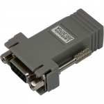 Serial RS-232 adapter - RJ-45 (M) to DB-9 (F) - for Secure Console Server SCS3205 SCS4805 SecureLinx SLC8 SLC 8000